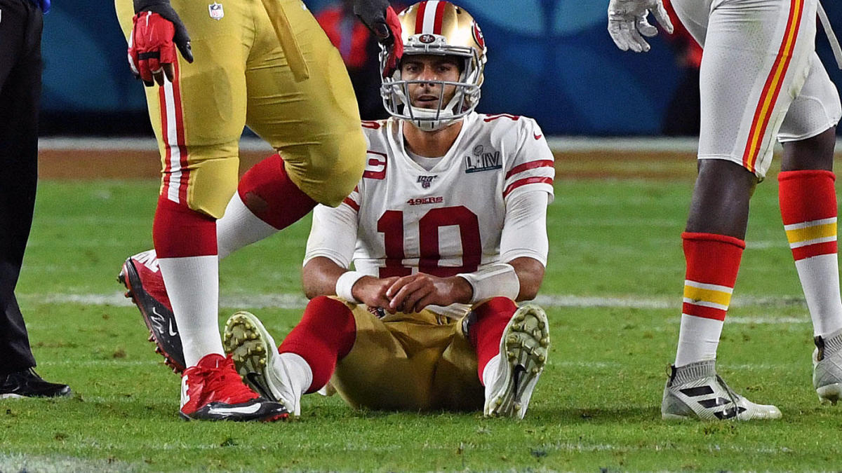 49ers lose Super Bowl 2020: Crucial pass interference, touchdown rulings go against team in tough loss - CBSSports.com