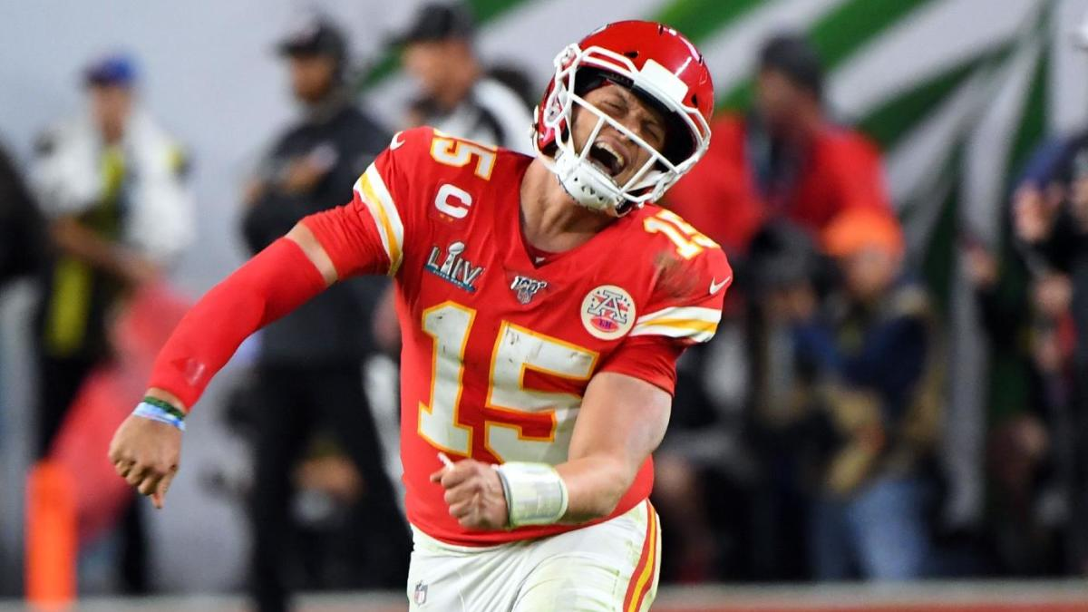 Here's what Patrick Mahomes told teammates before Chiefs' go-ahead touchdown in Super Bowl LIV