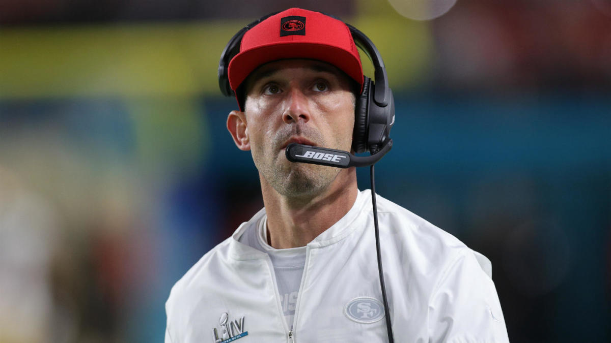 Super Bowl nightmare: 49ers coach Kyle Shanahan suffers through another historic collapse