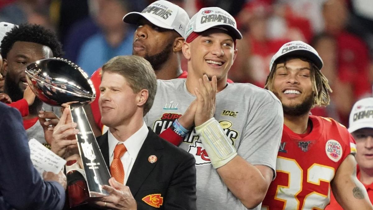 Patrick Mahomes joins Tom Brady and Terry Bradshaw as only players to pull off this rare Super Bowl MVP feat
