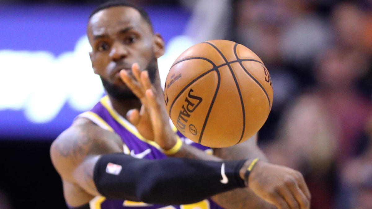 【影片】一球看懂LeBron James恐怖的球商   真可謂是殺人誅心