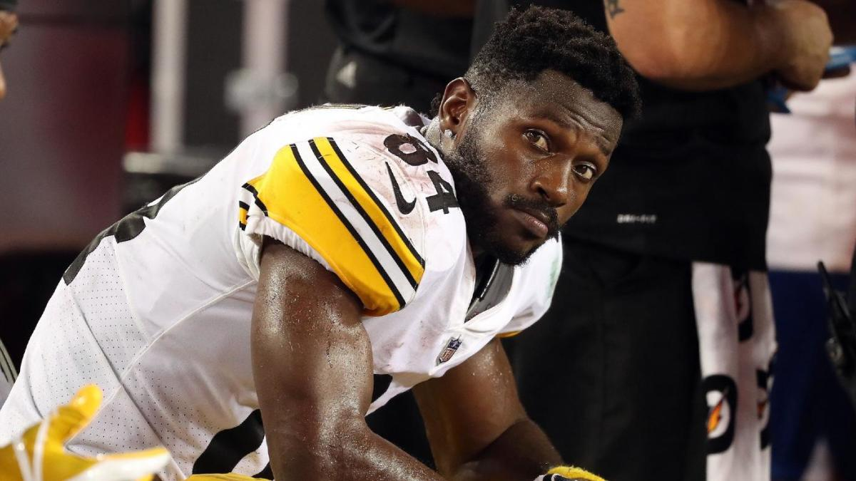 Steelers GM Kevin Colbert on possibility of Antonio Brown reunion: 'We have moved on'