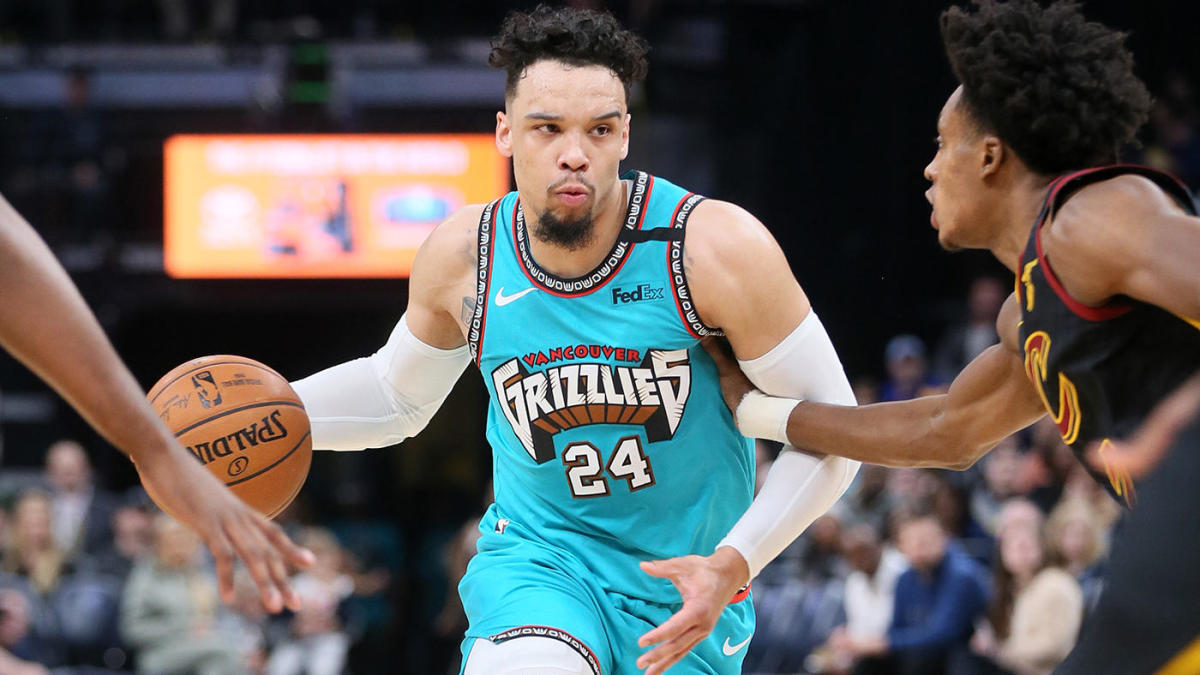 Dillon Brooks signs $35 million extension with Grizzlies, takes parting  shot at Andre Iguodala - CBSSports.com