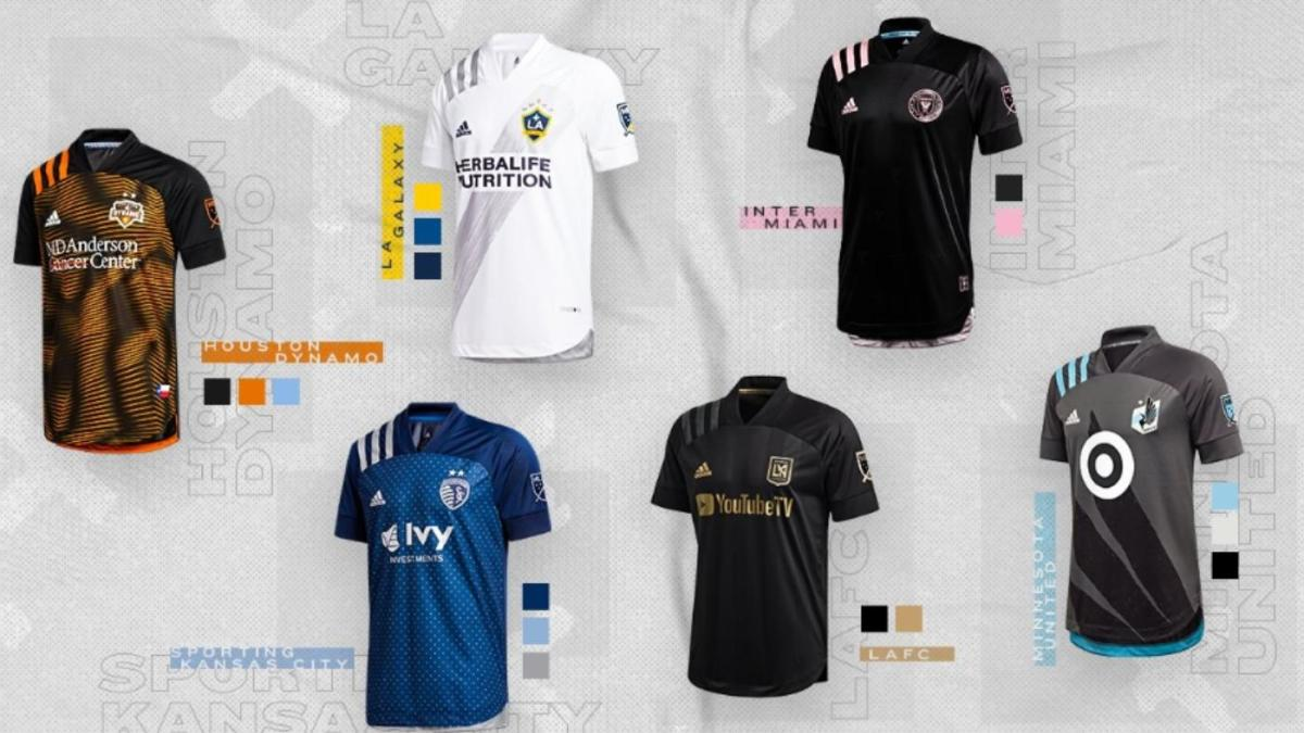 Mls 2020 Jersey Reveal Teams Show Off New Kits Ahead Of Fashion Week In New York Cbssports Com