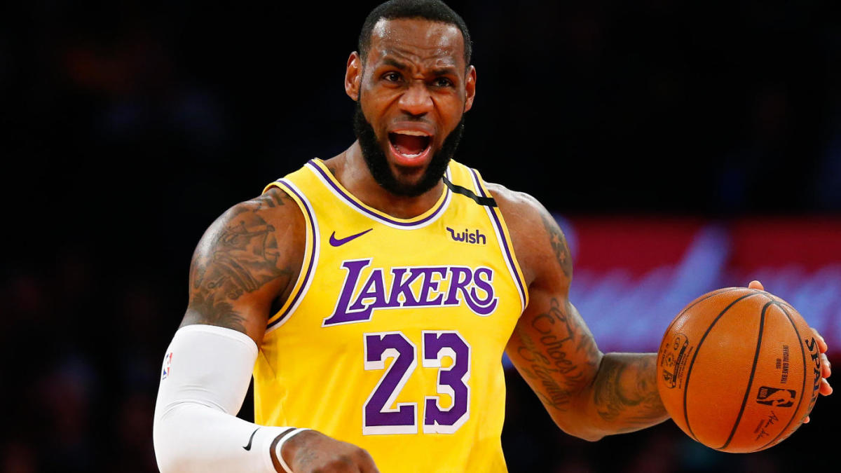 Lakers Vs Pelicans Odds Line Spread 2020 Nba Picks March 1 Predictions From Simulation On 47 30 Roll Cbssports Com
