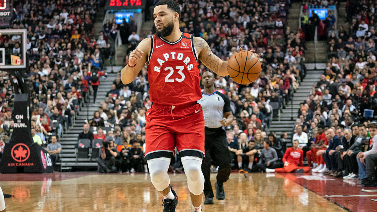 Fred VanVleet expected to get contract ...