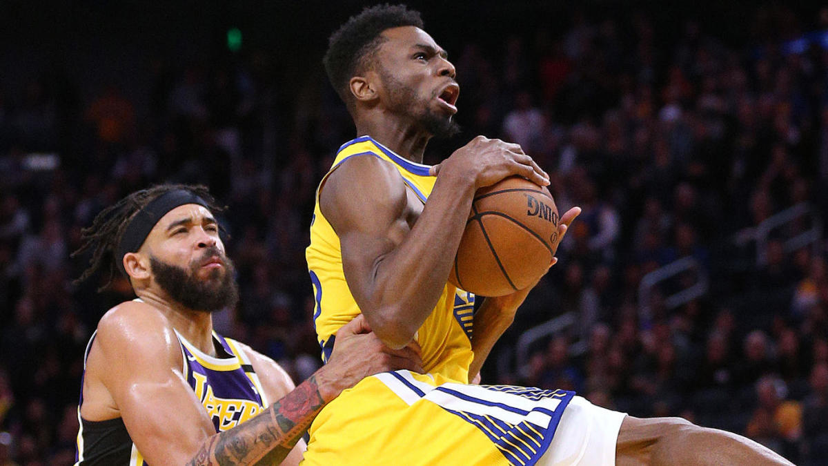 Warriors vs. Lakers score: Andrew Wiggins' Golden State debut marks 'fresh  start' for maligned former top pick - CBSSports.com