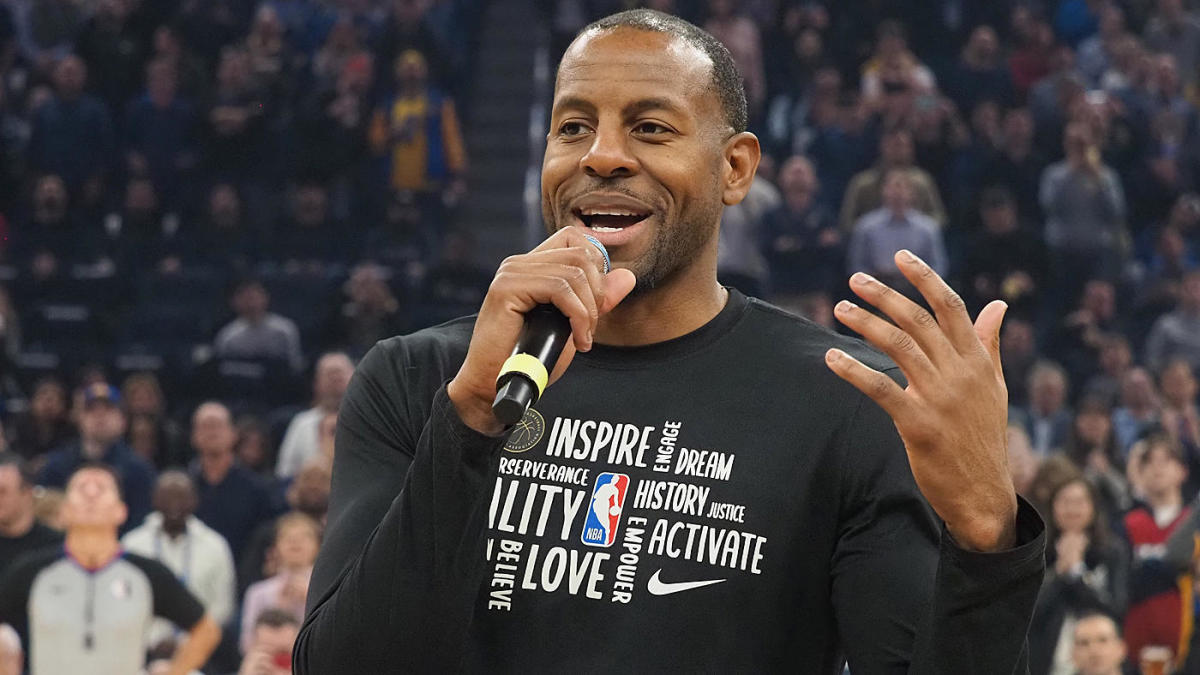 Andre Iguodala recalls his favorite memory playing with Stephen Curry, Warriors during return trip to Bay Area