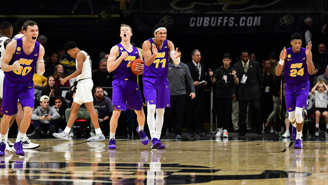NCAA Basketball: Northern Iowa at Colorado