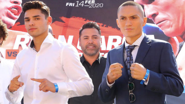 Ryan Garcia Vs Francisco Fonseca Fight Prediction Odds Start Time Undercard How To Watch Preview Cbssports Com