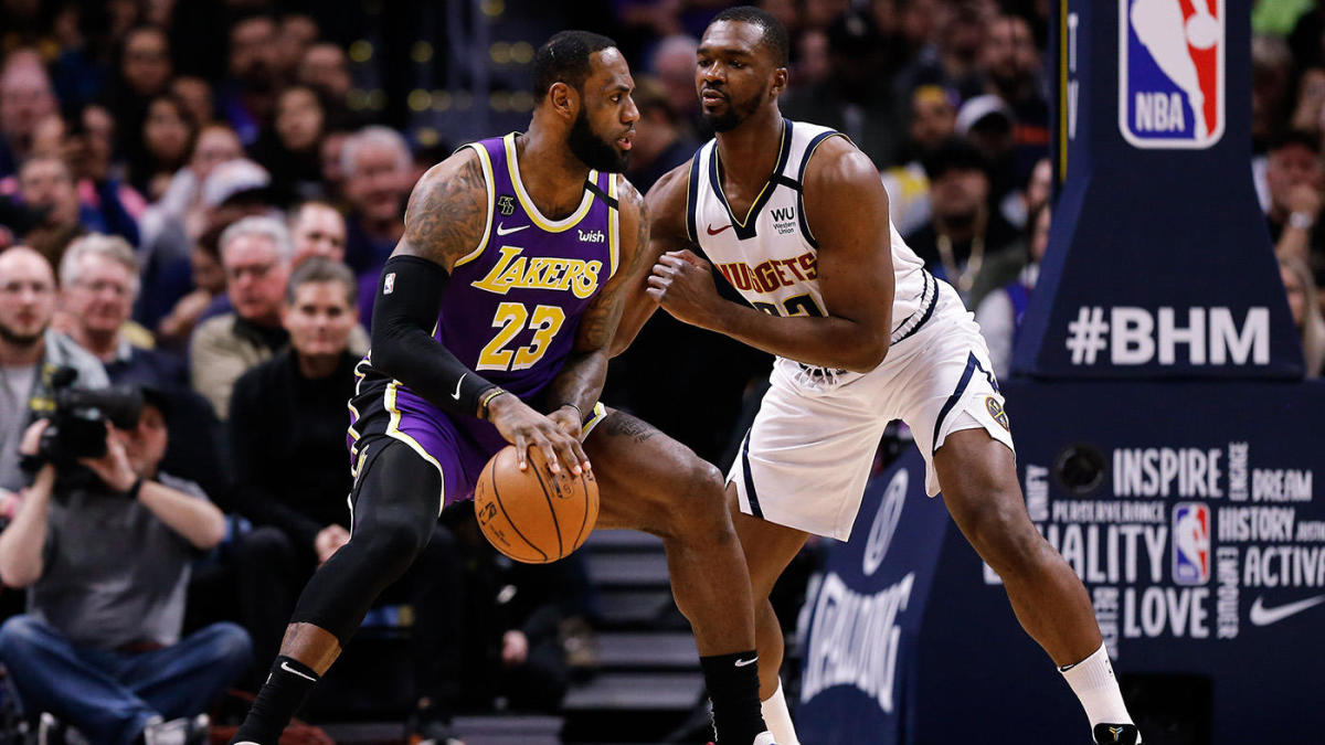 Lakers championship blueprint on display as LeBron James, Anthony Davis overwhelm Nuggets in overtime