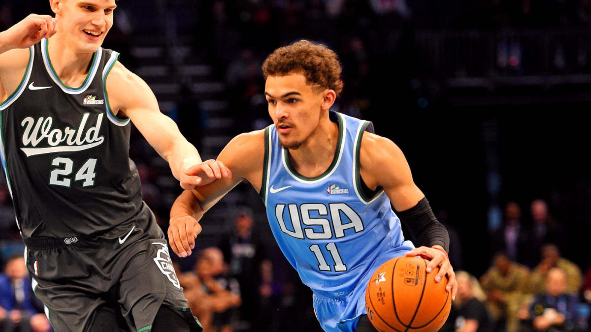 2020 NBA All-Star Weekend: How to watch Rising Stars ...