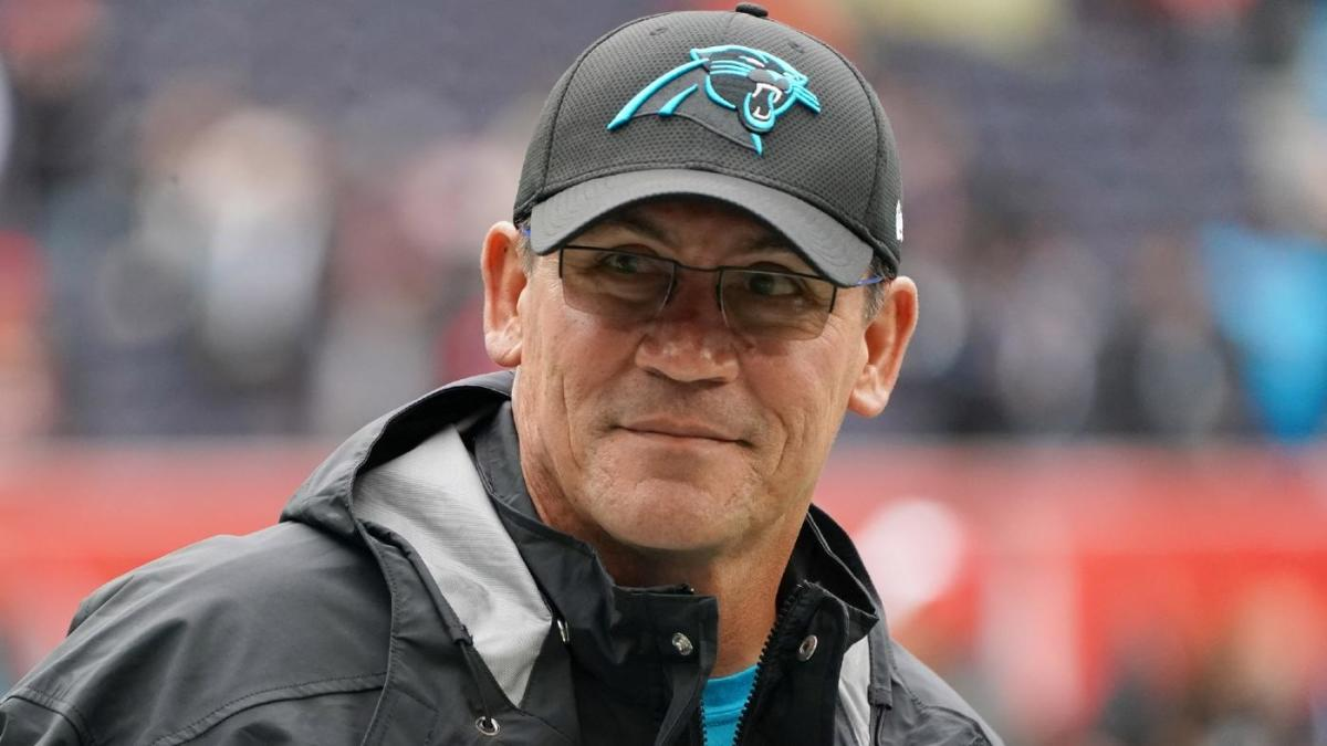 Ron Rivera holds yard sale of Panthers items, raises more than $30,000 for Humane Society