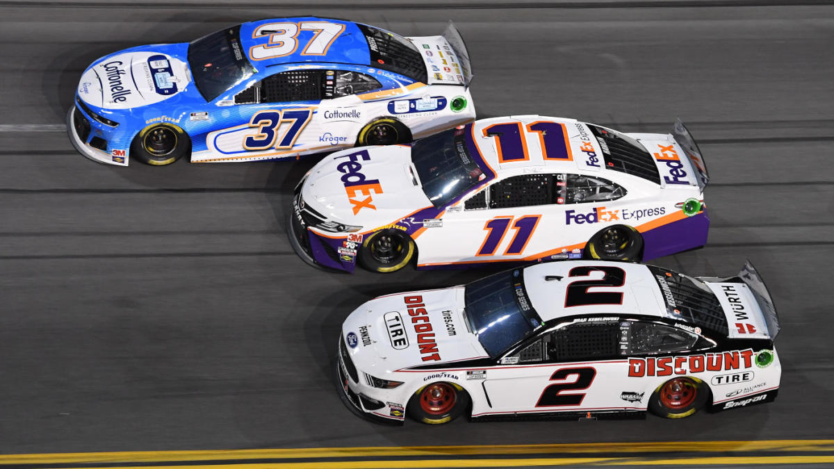 NASCAR DFS: Top DraftKings, FanDuel daily Fantasy picks, lineups for the 2020 Daytona 500
