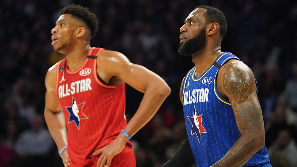 2021 NBA All-Star Game Draft results: LeBron picks Giannis, Durant fills out his squad with Nets teammates