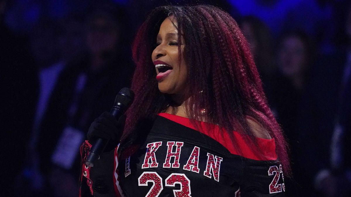 Image result for chaka khan national anthem