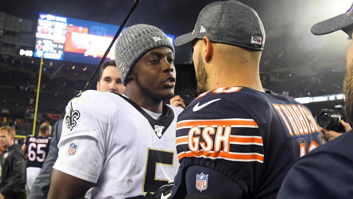Ranking the 10 best solutions to the Bears' quarterback problem: Dalton, Bridgewater battle for top spot