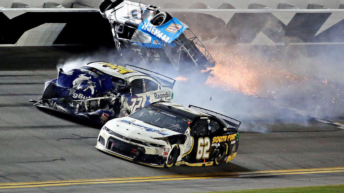 Daytona 500: Cory LaJoie, who crashed into Ryan Newman, reveals the two joked when they spoke via text message