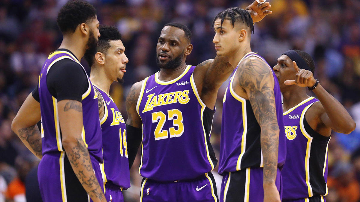 Lakers' small ball, Rockets' bench units and most important lineups for Western Conference's top contenders