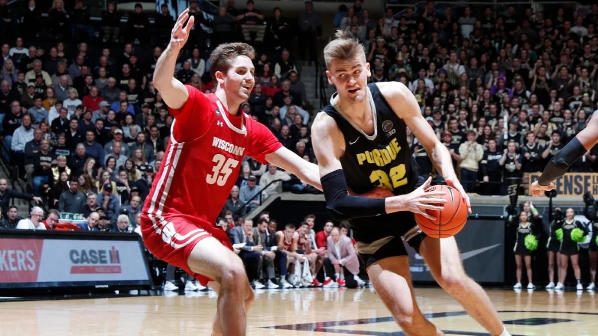 Bracketology Bubble Watch: Wisconsin facing Purdue highlights Tuesday's games involving teams near cut line