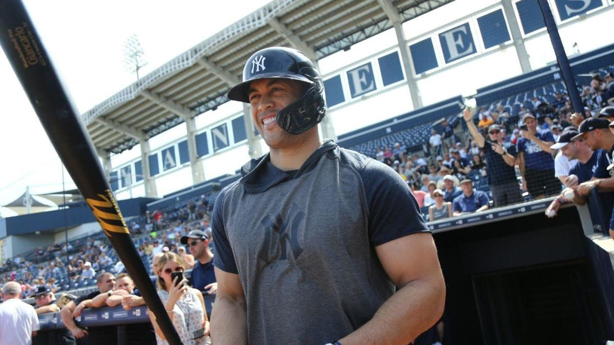 Yankees' Giancarlo Stanton says he would've hit 80 homers in 2017 if he used Astros' cheating scheme