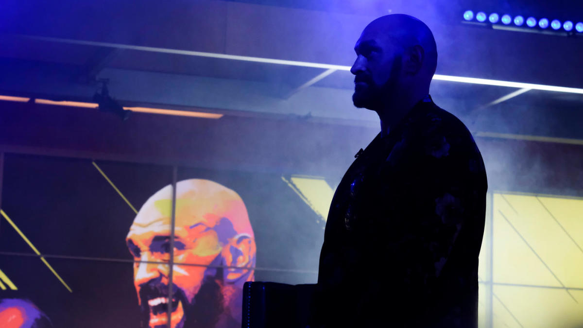 Why Tyson Fury`s trainer change is more than...