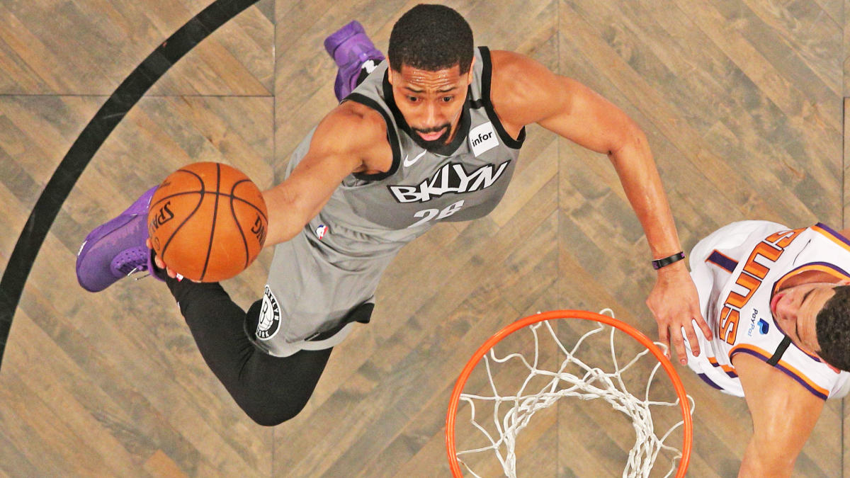 Fantasy Basketball Week 18 Mailbag: Trade Spencer Dinwiddie for Kyrie Irving? Eyeing Marquese Chriss?