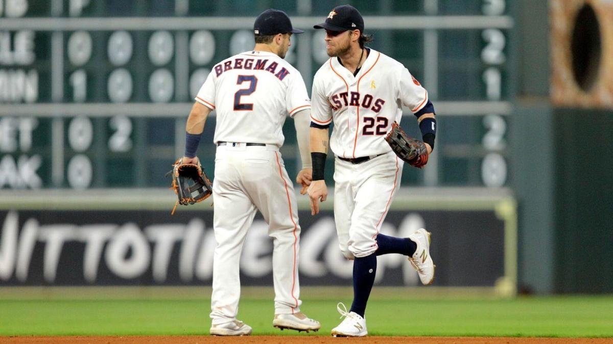 Astros players throw shade at Dodgers, say they'll 'shut everybody up' as sign-stealing talk continues