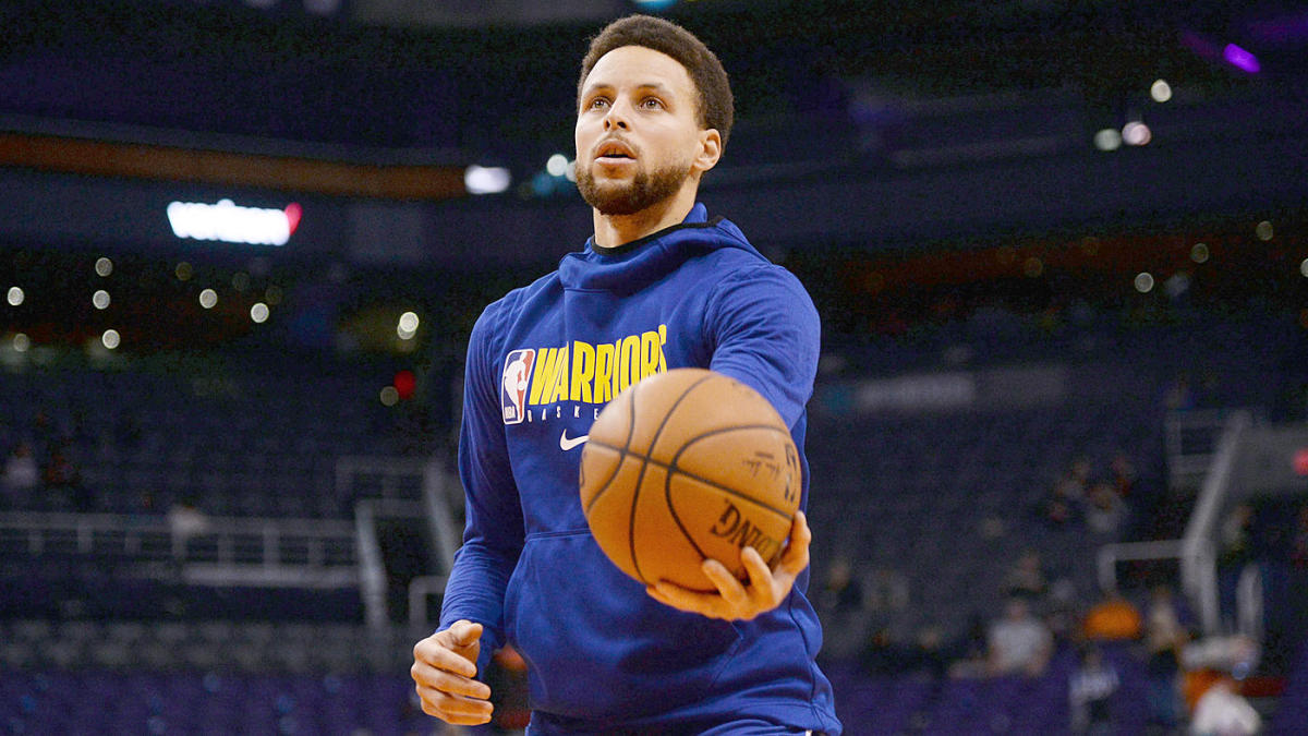 Stephen Curry Injury Update Warriors Star Cleared For Contact Scrimmages Has Firm Return Date In Mind Cbssports Com