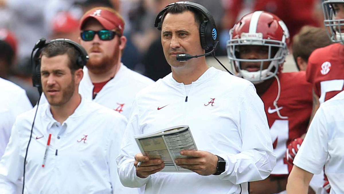 Alabama OC Steve Sarkisian to remain with Crimson Tide despite interest from Colorado, per reports