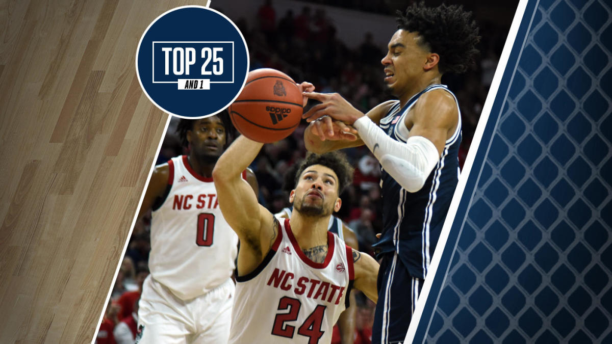 College basketball rankings: Duke gets blown out at NC State, drops in updated Top 25 And 1