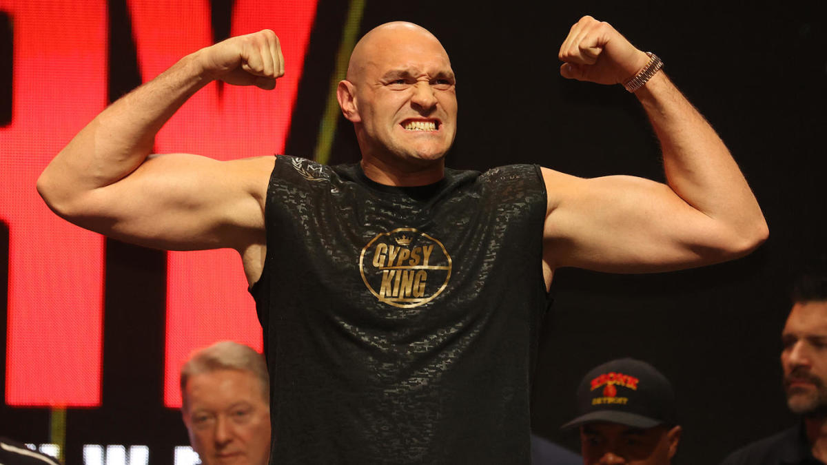 Deontay Wilder vs. Tyson Fury 2 weigh-in results: Both fighters come in heavier for rematch