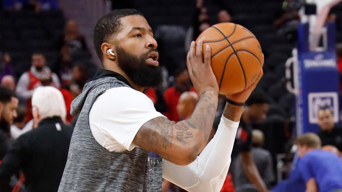 Lakers signing Markieff Morris into $1.75M Disabled Player Exception, waive DeMarcus Cousins, per report