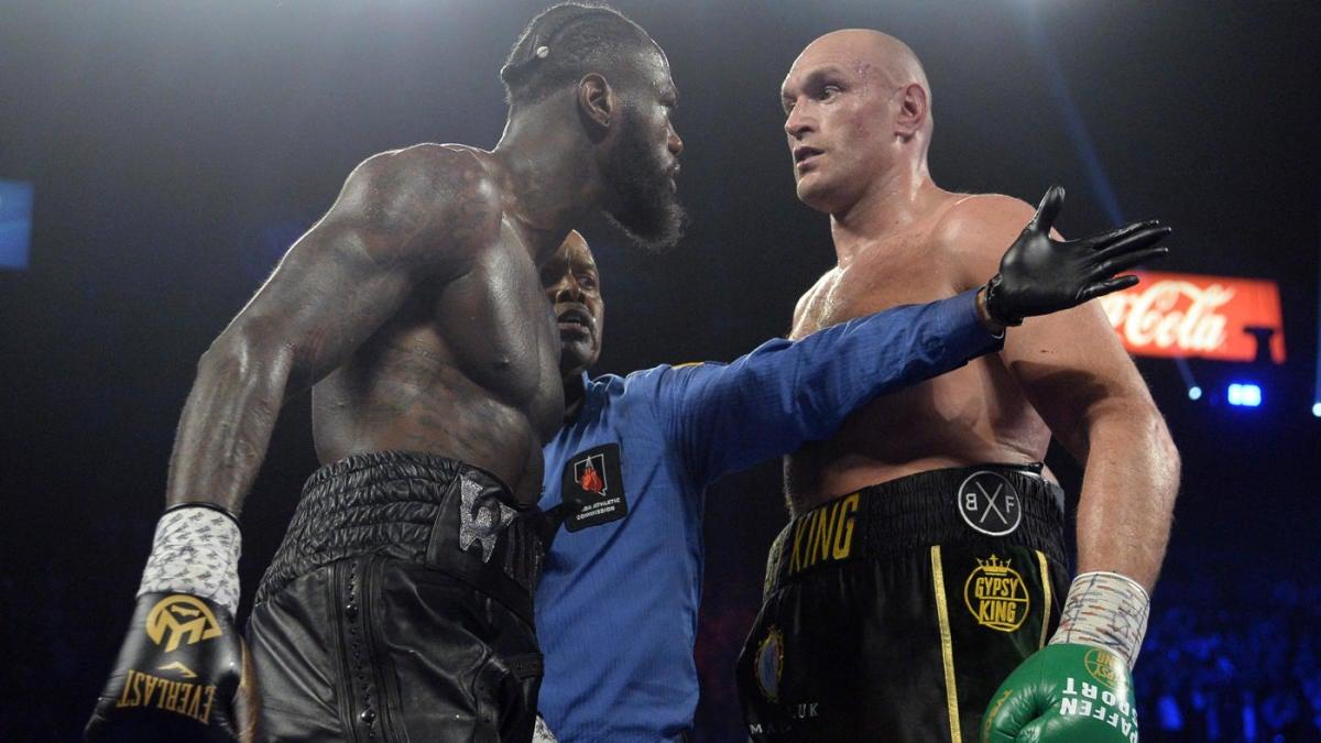 Tyson Fury vs. Deontay Wilder 3: Allegiant Stadium in Las Vegas reserved for potential Dec. 19 fight date