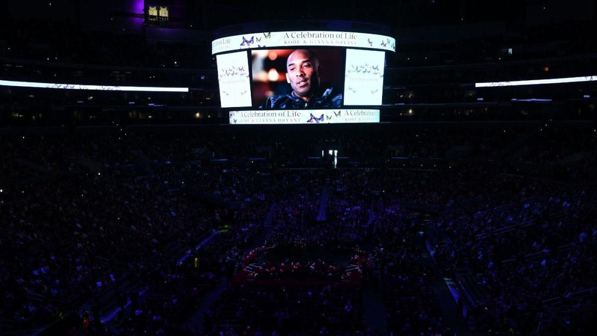 Kobe Bryant public memorial items listed for thousands of dollars online
