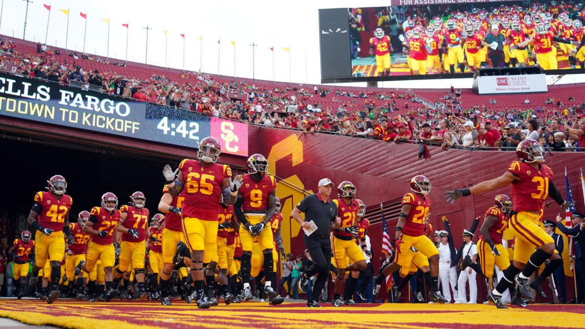 USC athletic director Mike Bohn clarifies stance on Trojans' future in the Pac-12 conference