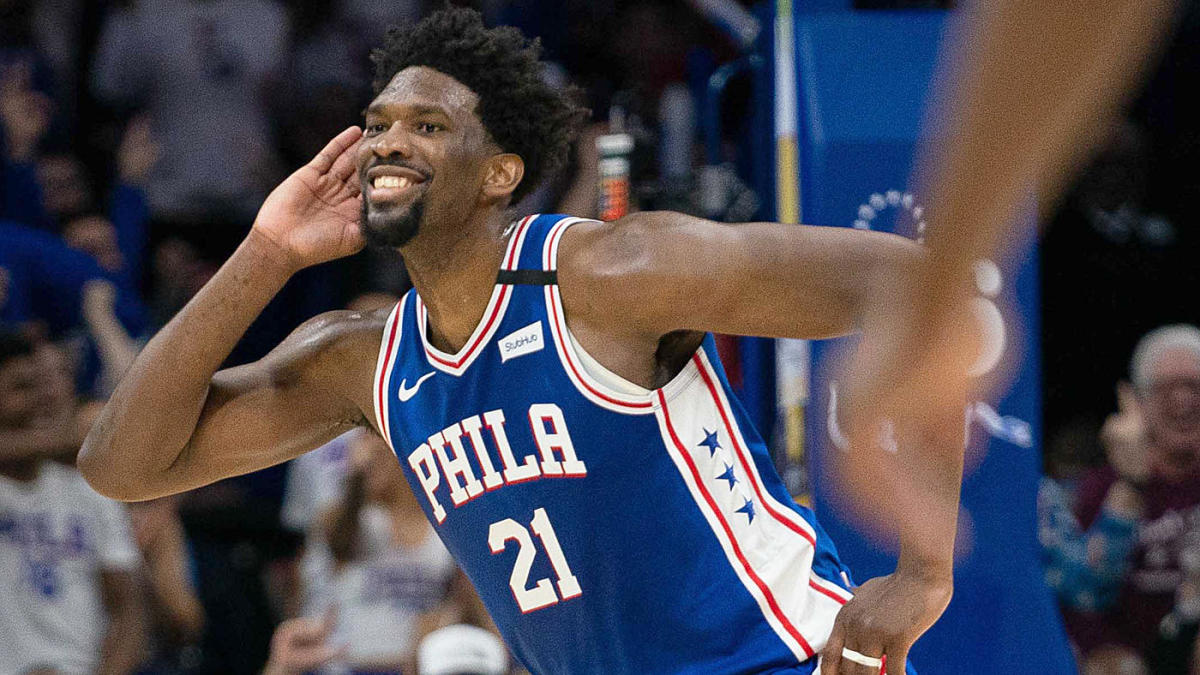 76ers star Joel Embiid gets his license and NASCAR's Chase Elliott ...