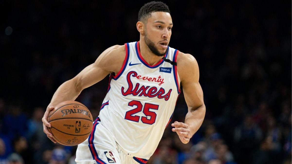 Ben Simmons injury update: 76ers star reportedly has nerve impingement in back, to be reevaluated in two weeks