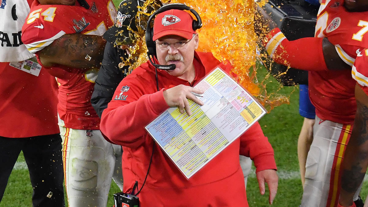 Why a second championship should land Andy Reid on every 'greatest coaches of all time' list