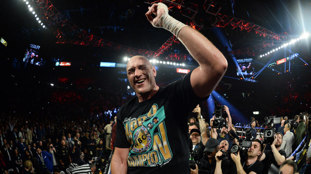 Boxing Pound for Pound Rankings: Tyson Fury becomes a crossover star in grabbing heavyweight title