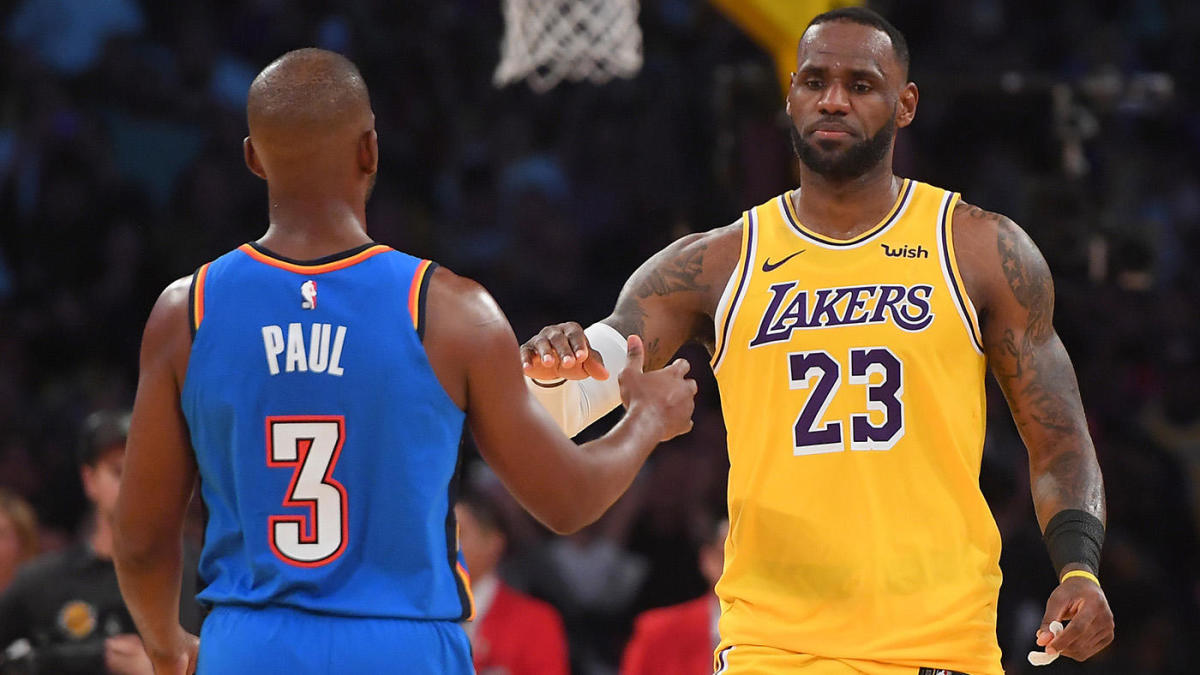 Lakers offseason preview: Chris Paul is an ideal trade target, but Rob Pelinka has other big-name options