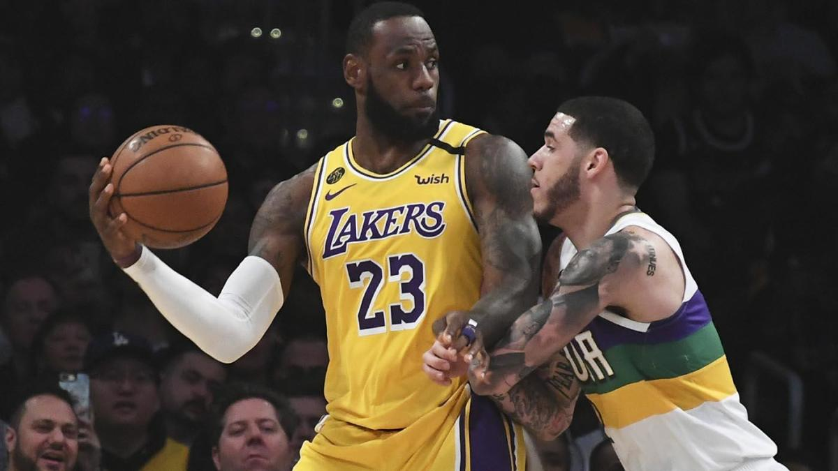 Takeaways: LeBron James, Lakers best Zion Williamson, Pelicans in first meeting between the two stars
