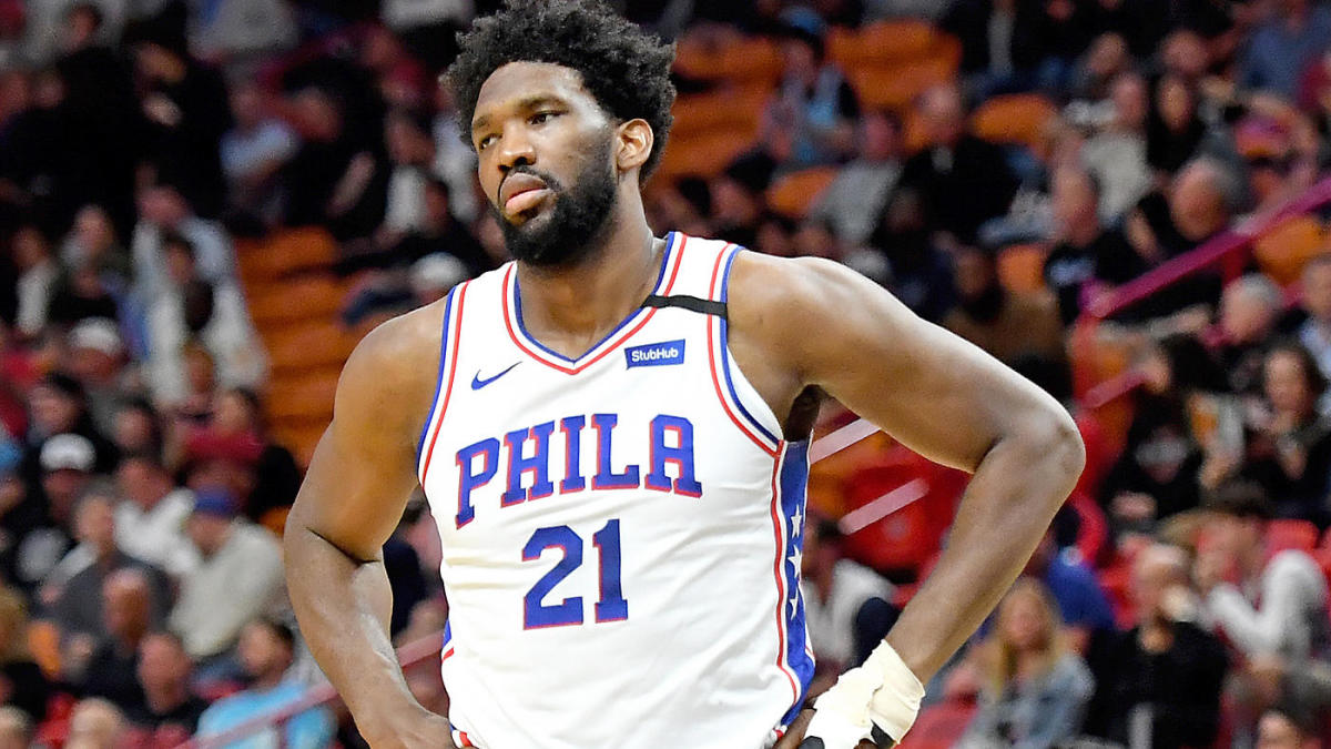 Joel Embiid injury update: 76ers star has no structural damage in shoulder, will be re-evaluated in one week