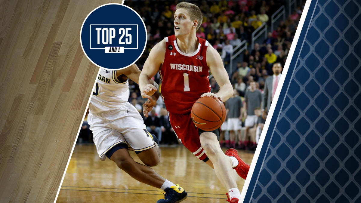 College basketball rankings: Wisconsin enters Top 25 And 1 after earning its fifth straight win