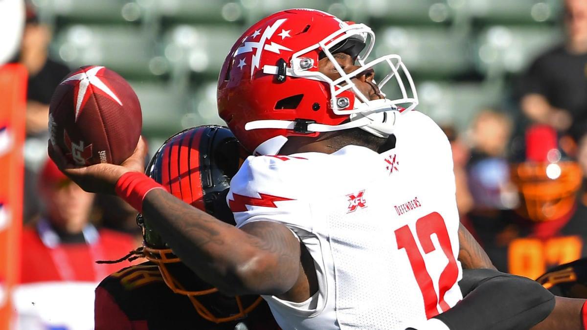 XFL Week 4 storylines: Cardale Jones tries to rebound, Houston's slumping defense vs. Landry Jones and more