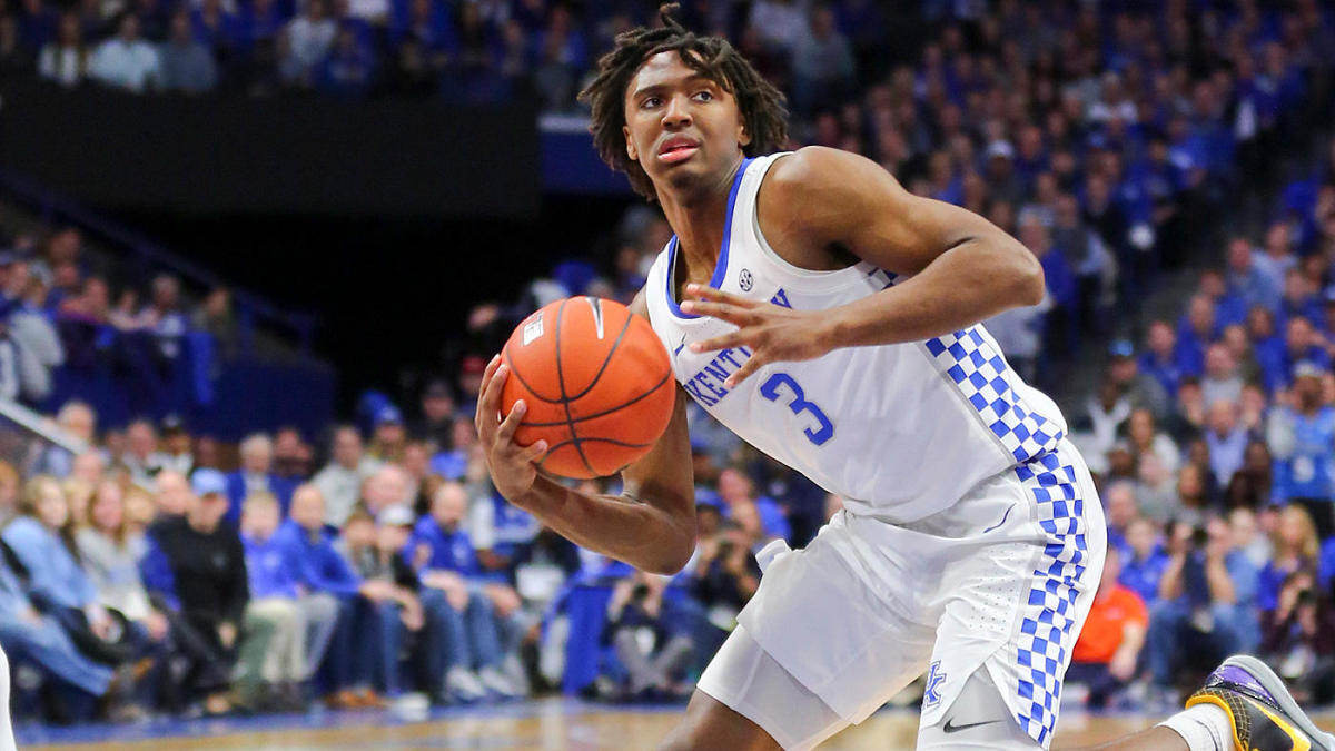 2020 Nba Draft Kentucky S Tyrese Maxey A Projected Lottery Pick Declares For Draft Cbssports Com