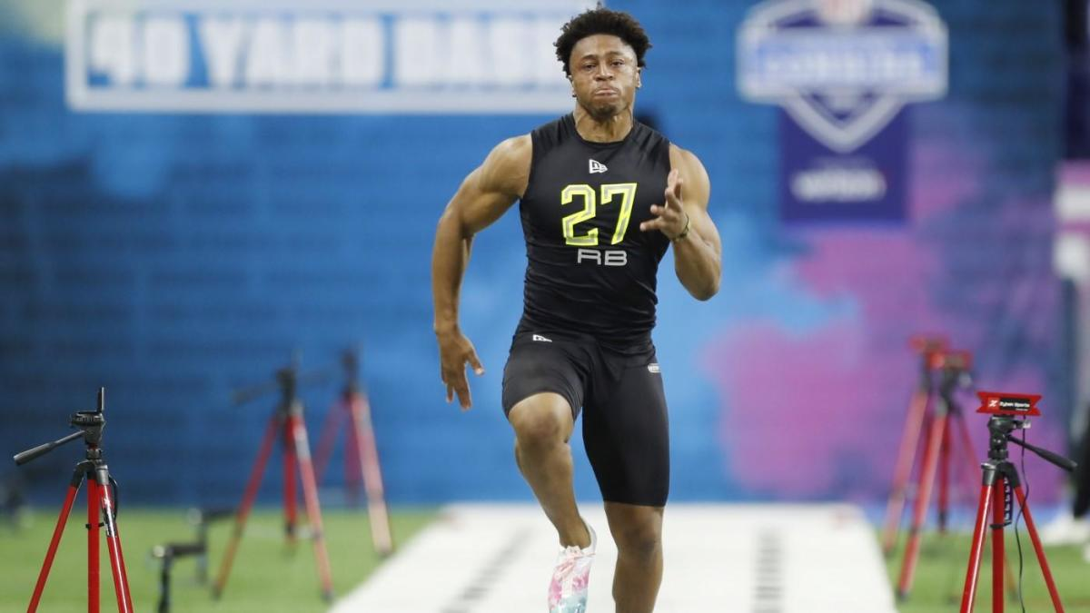 Fantasy Football 2020 NFL Draft Profile: Does Jonathan Taylor's 40 time make him the best RB in this class?