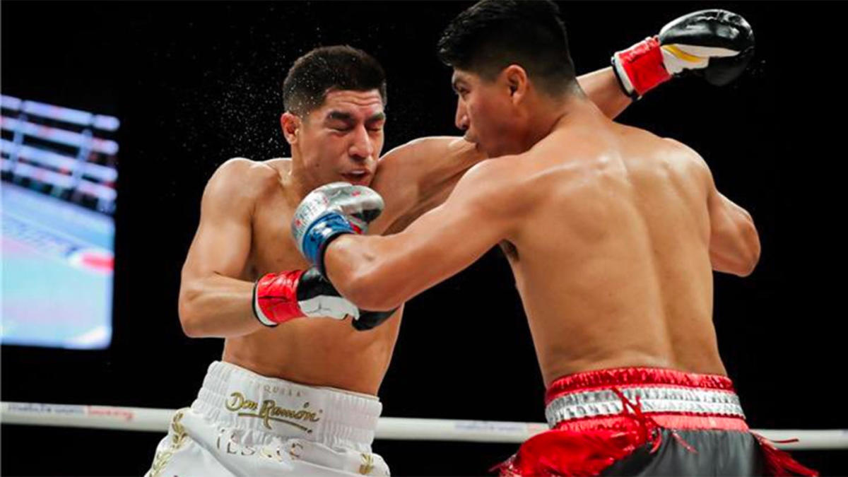 Weight loss diet Mikey Garcia vs. Jessie Vargas fight results: Garcia proves power in decision win, wants Manny Pacquiao - CBSSports.com thumbnail
