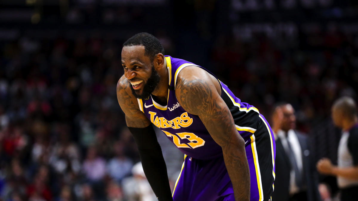 LeBron James explains why the prolonged break might actually be a detriment: The rest factor is 'overblown'