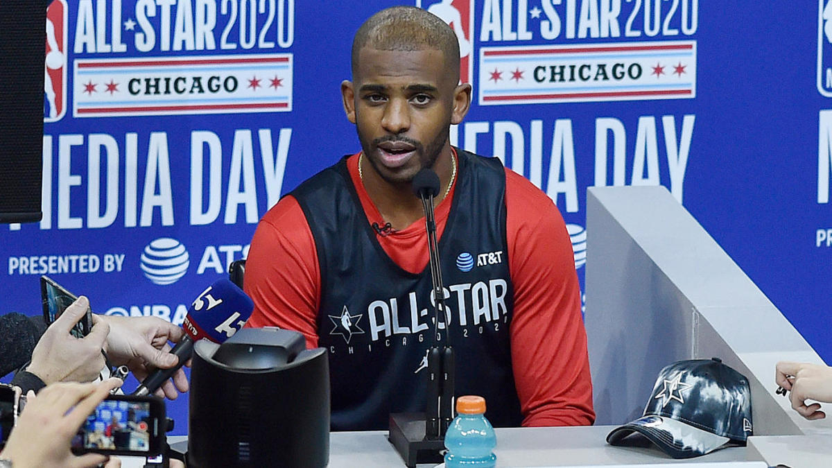 Chris Paul trade rumors: Knicks considering move to acquire veteran All-Star guard this summer, per report